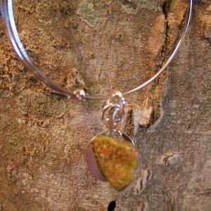Jewelry - Unakite Quartz Bracelet